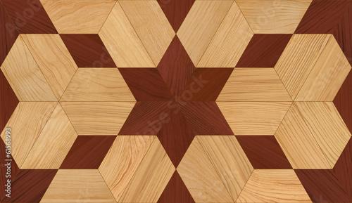 Obraz Seamless parquet texture - fototapety do salonu