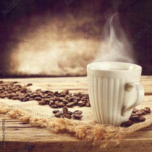 Wall Murals Coffee beans coffee