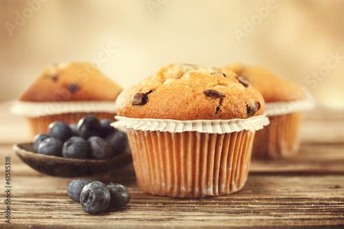 Fotografie, Obraz  muffin