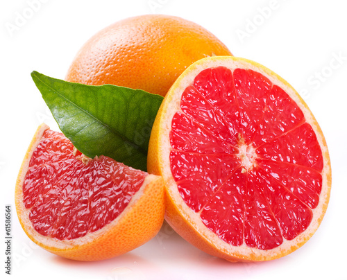 Fotografia  Fresh grapefruit