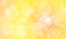 Hintergrund Bokeh - Orange, Gelb, Rot