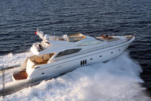Fotografia  motor yacht, boat