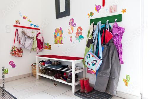 Photo garderobe