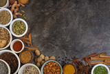 Spices used in Cooking