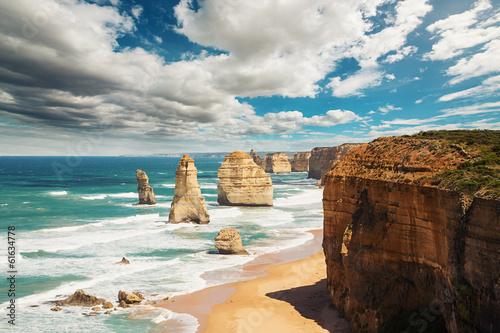 In de dag Australië Great Ocean Road Australia
