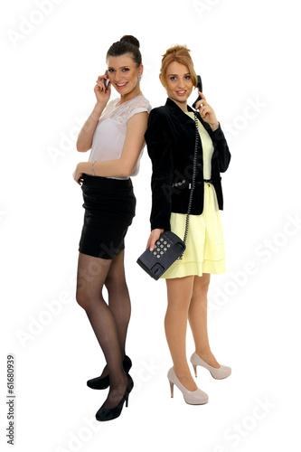 Obraz Biuro i rozmowy - fototapety do salonu