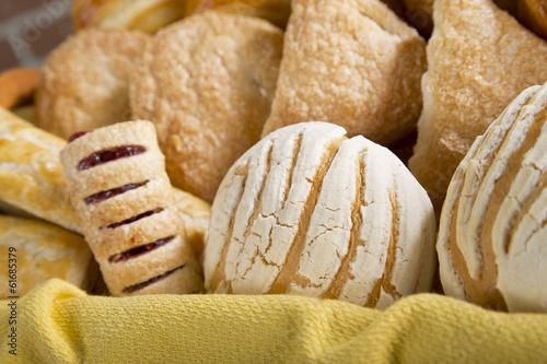Valokuva  Sweet bread