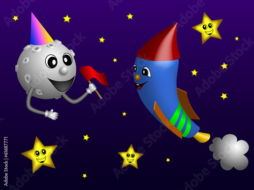 Rocket party