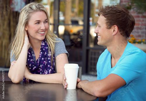 Fotografia, Obraz  Couple date