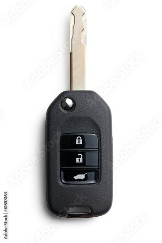 Fotomural car key