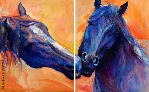 niebieskie-konie