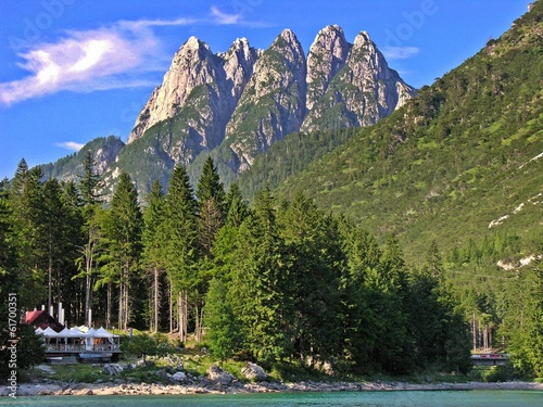 Fototapeta  Dolomity