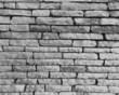 Monochrome stone wall