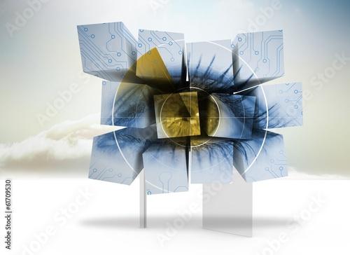 zlozony-obraz-oka-na-abstrakcyjnym-ekranie