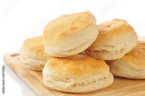 Pinturas sobre lienzo  Golden buttermilk biscuits