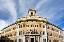 Parlamento Italiano, Montecito...