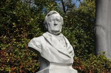 Richard Wagner, Büste, Oper, Giardini Di Castello, Venedig