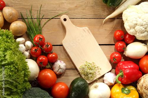 Obrazy do kuchni   warzywa