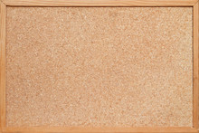 Blank Corkboard Background
