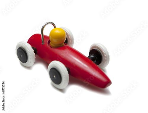 voiture de courses f1 en jouet плакат
