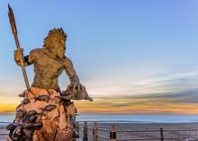 King Neptune At Neptune Park, Virginia Beach