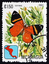 Postage Stamp Nicaragua 1982 C...