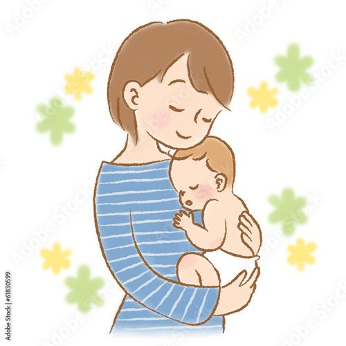 Fotografía  ママと赤ちゃん