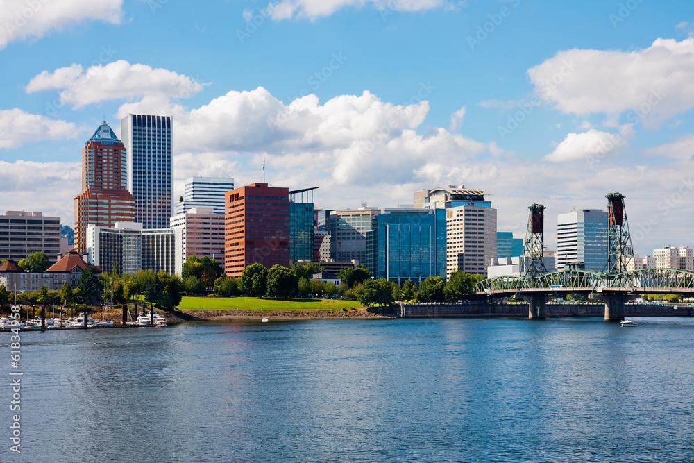 Fototapety, obrazy: Portland Oregon