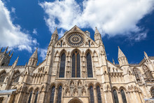 York Minster In North Yorkshir...