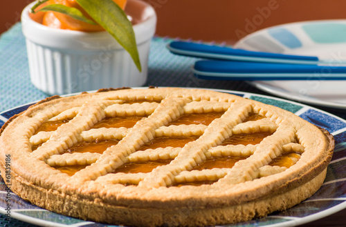 Fotografía Fruit tart (crostata)