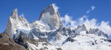 Fitz Roy Mountain Range, Argentina