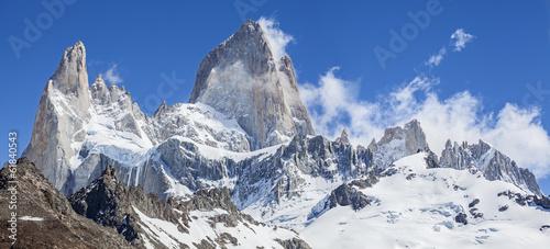 Photo Fitz Roy Mountain Range, Argentina