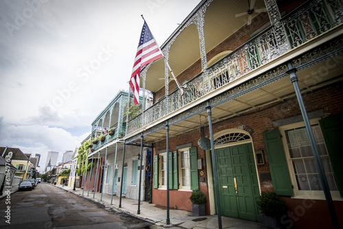 Photo  French Quarter - New Orleans