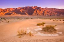 Mesquite Dunes, Death Valley C...