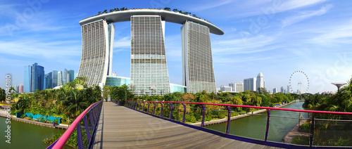 Fotografía Marina Bay Sands.