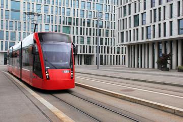 tramvaj u Bernu