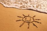 Sonne, Strand und Meer – vorübergehende Momente