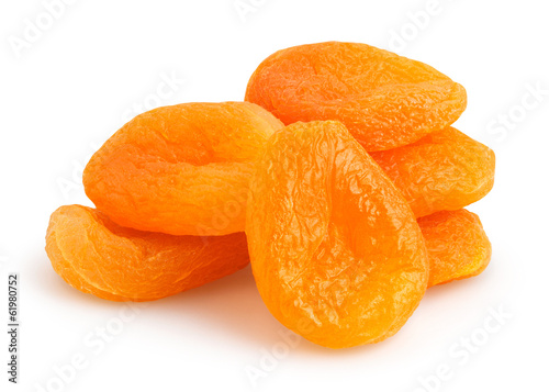 Foto dried apricots