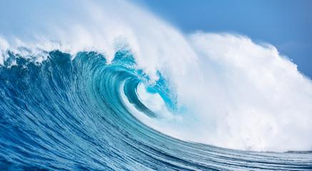 Panel Szklany Ocean Wave