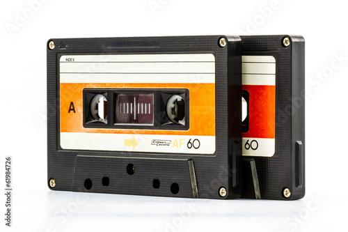 Photographie  Cassette.
