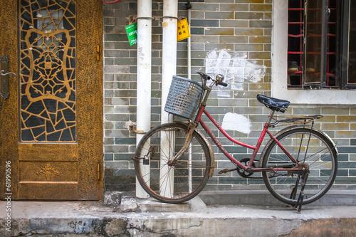 Cadres-photo bureau Velo An old bicycle