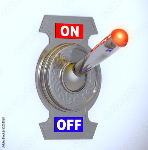 Stampe  Interruptor encendido