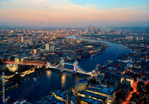Fotobehang London London night