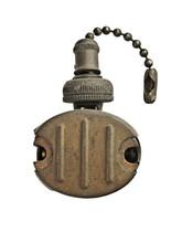 Vintage Brass Light Switch