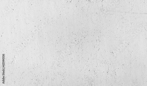 Poster Concrete Wallpaper Closeup white concrete wall texture with plaster