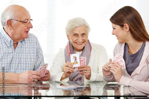 Solitär Mit Karten Spielen
