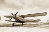 Stary samolot - 62057371