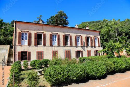 Fotografía  Napoleon Villa San Martino auf Elba