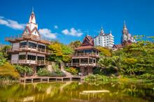 Wat Phra Thad Phasornkaew