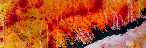 Abstrakte Kunst Gemälde Ölgemälde Kunstdruck